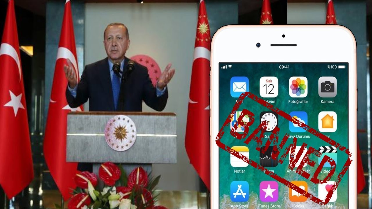 Turkey To Boycott iPhone And US Electronics – Are They Hurting Themselves?