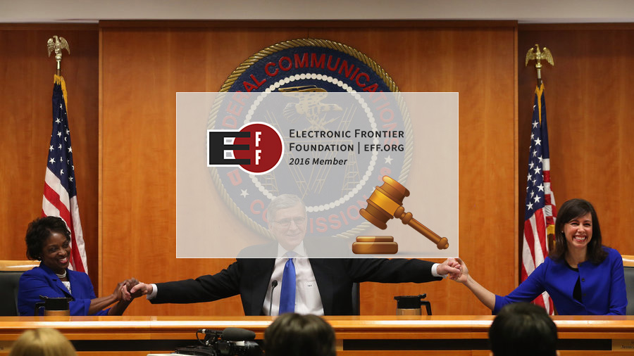 Net Neutrality Repeal: EFF Once Again in Opposition to Pai's Unfair Settlement
