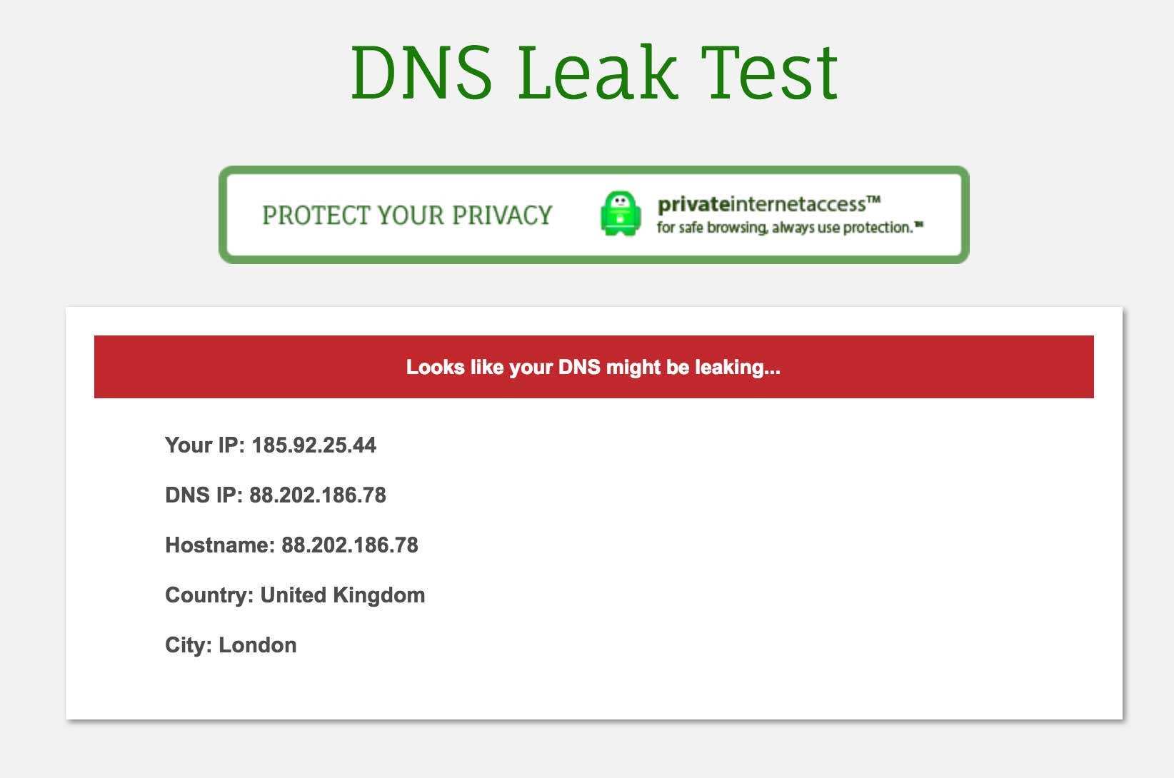 DNS Leak Testing Tools EXPOSED - Tools That Misleading Users
